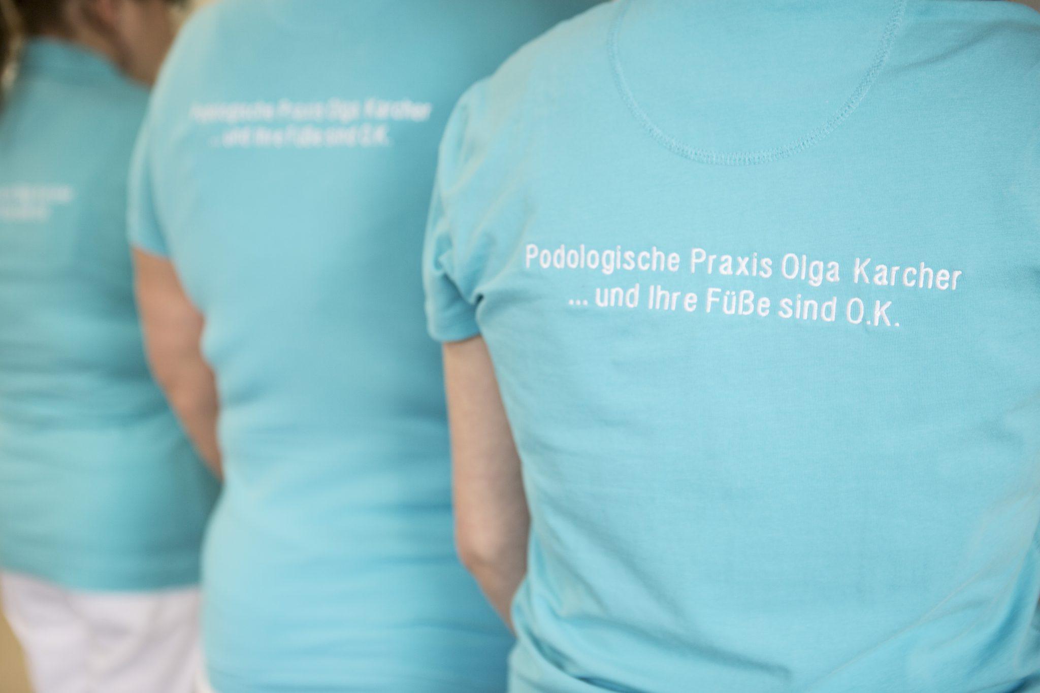 Podologische Praxis Olga Karcher Löhne, das Team
